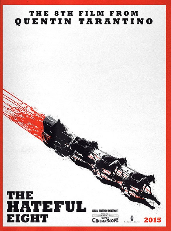 Tarantino hateful 8